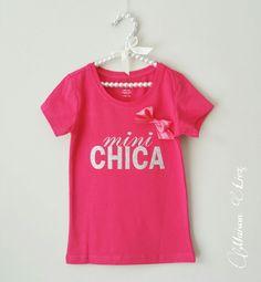 Mini chica shirtje