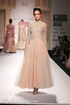 Shantanu Nikhil at Wills Lifestyle India Fashion Week A/W 2014