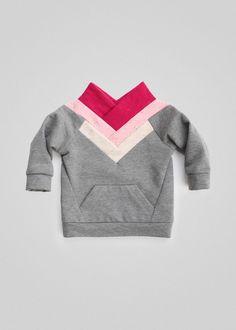 Origami Sweater PDF Sewing Pattern