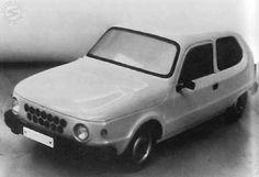 "OG | Trabant-Wartburg P760 ""Hangebauchschwein"" | Mock-up from 1970 ✏✏✏✏✏✏✏✏✏✏✏✏✏✏✏✏ IDEE CADEAU / CUTE GIFT IDEA  ☞ http://gabyfeeriefr.tumblr.com/archive ✏✏✏✏✏✏✏✏✏✏✏✏✏✏✏✏"