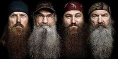Duck Dynasty. Never thought I'd like this show but now I love it!!!