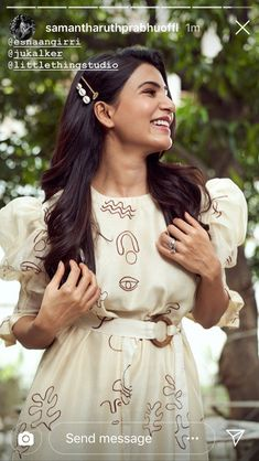 Desi Actress Pictures and Photos, Latest Hollywood Actress Wallpaper, Hollywood Actress Name List, Samantha Photos, Samantha Ruth, Girl Actors, Baby Movie, Hollywood Pictures, Red Carpet Gowns, Indian Designer Wear