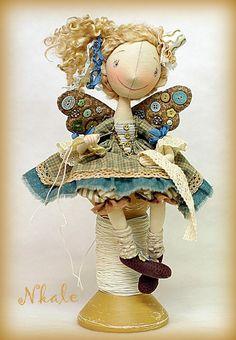 NKALE :-) В каждой игрушке сердце: Феек много не бывает)))