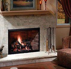 Heatilator Icon Series Wood - Wood Fireplaces - Fireplaces   Wood ...