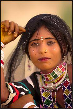 Rajasthani young dancer