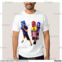 Lucha Libre Fans T-shirt