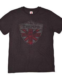 Lucky Brand - Triumph Shield t-shirt