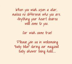 5 lovely examples of wording for your shower invites invitation 5 lovely examples of wording for your shower invites disney baby stopboris Images