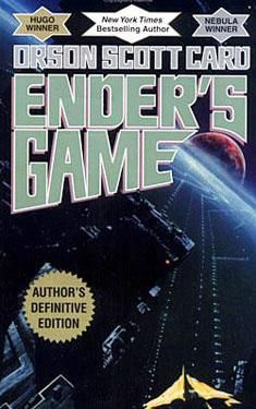 Ender's Game - Orson Scott Card One of my all time favorite books!