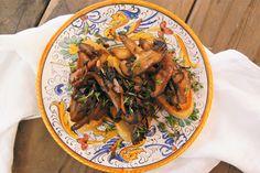 Wild Mushroom Croustades - Vegan Recipe | What Would Cathy Eat?