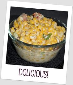 Delicious Cold Corn Salad