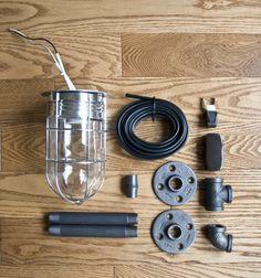 The Urban Barn Blog | DIY Lamp