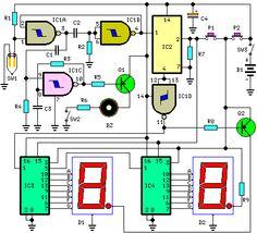 HBridge Circuit  bidirectional motor control circuit | Stuff that leads to robotic uprising