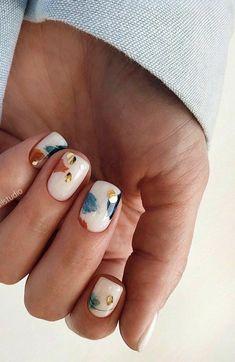 Nagellack Design, Nagellack Trends, Perfect Nails, Gorgeous Nails, Stylish Nails, Trendy Nails, Cute Acrylic Nails, Cute Nails, Hair And Nails