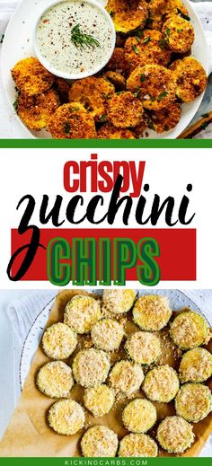 Looking for a healthy snack recipe that you will make again and again. This is it! These air fryer Zucchini Chips are not only easy to make, but they are delicious! Feel good about serving this snack to your family. PINNING! Low Carb Appetizers, Appetizer Recipes, Snack Recipes, Low Carb Recipes, Real Food Recipes, Low Carb Veggies, Zucchini Chips, Air Fryer Recipes, Healthy Snacks