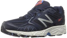 New Balance Womens WT510V3 Trail Running Shoes Navy 85 B US -- Be sure to check out this awesome product.