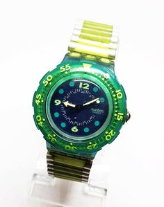 Green Swatch Watch for men Swatch watches for men Ladies Steampunk Watch, Antique Items, Winter Collection, Happy Shopping, Watches For Men, I Am Awesome, Etsy, Women's, Mens Designer Watches