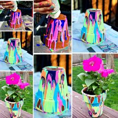 DIY Gifts for Mom - Easy DIY Gifts Kids Can Make For Mom - Homemade Gift Ideas for Mom (hand print gifts and footprint crafts too!) - DIY Mother's Day Gift Ideas DIY for Kids - Homemade Gifts for Mom From Toddler, Baby (or any age child), Daughter or Valentine Crafts For Kids, Mothers Day Crafts For Kids, Diy Gifts For Kids, Diy Mothers Day Gifts, Easy Diy Gifts, Parent Gifts, Diy For Kids, Teacher Gifts, Diy Mother's Day Crafts