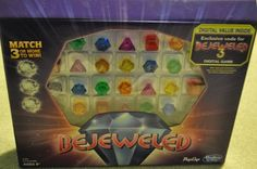 Hasbro Bejeweled Game {Review} (& Giveaway Ends 4/15)