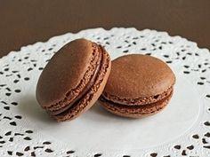 失敗しない!簡単チョコレートマカロン