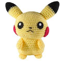 Crochet Pikachu pattern ravelry