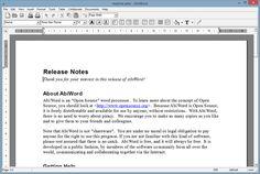 Two Free Alternatives to Microsoft Word #windows