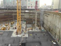 Checkout this awesome project update from #Swinerton's Trinity Place Phase III job site!