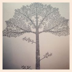Johanna Basford's sabbatical diary, week 2: Drawing a forest, buying a boat - News - Digital Arts