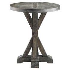 Bridgeport End Table