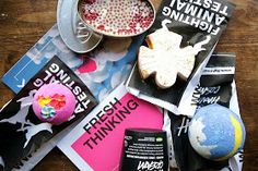 at ease: Lush Haul Lush Haul, Treat Yourself, The Balm, Treats, Lifestyle, Sweet Like Candy, Goodies, Sweets, Snacks