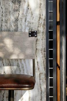 Bistro bar Otto e Mezzo Thessaloniki (designed by Ark4LOA) marries Mediterranean and contemporary urban aesthetics...