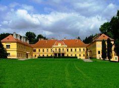 Szechenyi Kastely - Somogyvar, Hungary Budapest, Heart Of Europe, Great Plains, Manor Houses, Palaces, Homeland, Hungary, Buildings, Landscapes