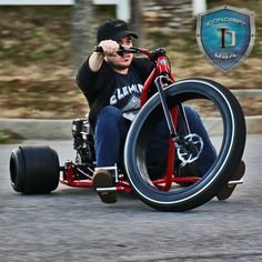 Icon Drift Motorized Drift Trike