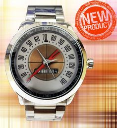 Vintage 1960 Ford ThunderBird spedometer Watches
