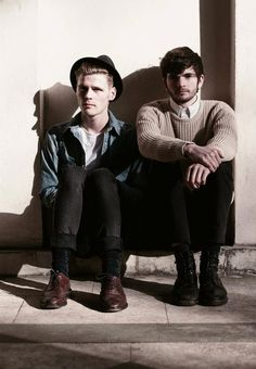 Hudson Taylor - love these two! : )