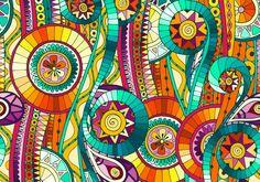 Puzzle Art Abstrait Grafika-01579 1000 pièces Puzzles - Art - Planet'Puzzles