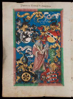 Rektoratsmatrikel der Universität Basel, Band 1 AN II 3 Basel/Schweiz nach 1460 Folio 124v