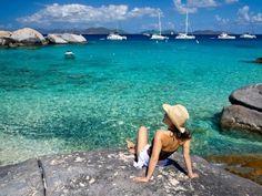 Virgin Gorda, British Virgin Islands : Top 10 Caribbean Beaches : TravelChannel.com