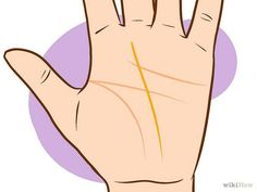 How to Read Palm Lines. Palm reading, also known as palmistry, involves looking at the shapes of your hands and the lines on them to possibly tell you about your life and personality. While there is no clear evidence that your palm lines. Palm Lines, Science Puns, Les Chakras, Fortune Telling, Interesting Information, Pressure Points, Trauma, Book Of Shadows, Amor