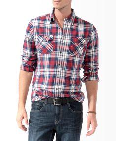 Love when Keith wears the flannels and pearl snaps I buy him hehe...looks soooo good :)