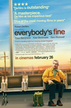 Everybody's Fine (2009) - Family ties aren't easy to hold together.