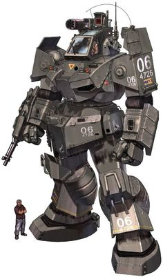 Come here if you have a mecha addiction, or you want to have a mecha addiction ^_^. Arte Robot, Robot Art, Robot Concept Art, Armor Concept, Science Fiction, Combat Armor, Combat Suit, Japanese Robot, Armadura Medieval