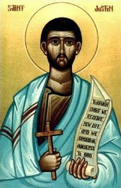 Justin Martyr - AD 100 to 165
