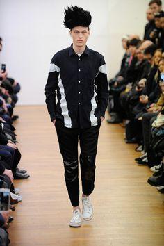 Comme des Garçons Shirt Fall 2015 Menswear Collection - Vogue