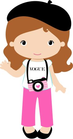 View all images at PNG folder Paris Birthday Parties, Paris Party, Barbie Theme Party, Chibi Kawaii, Kawaii Cross Stitch, Cartoon Clip, Paris Images, Girl Clipart, Beautiful Flowers Wallpapers