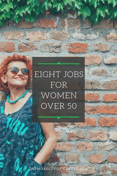 Eight Jobs For Women Over 50 That Prove It's Never Too Late To Make Money Jobs For Over 50, Money Penny, Jobs For Women, Career Exploration, Prove It, Eight, Good Job, New Job, Older Women