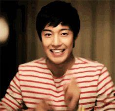 Kim Hyun Joong 김현중 ♡ Gwiyomi ^^ ♡ Kpop ♡ Kdrama ♡ gif ♡