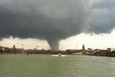 A stormy day yesterday in Venice !!