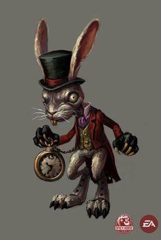 The White Rabbit: Alice Madness Returns