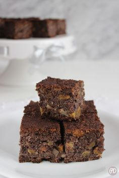 Ultimate Fudge Brownies Recipe by Amanda's Plate Fudge Brownies, Homemade Brownies, Polish Recipes, Polish Food, Freeze Dried Raspberries, King Arthur Flour, Unsweetened Cocoa, Chocolate Flavors, Brownie Recipes